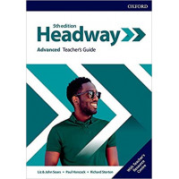 Headway 5th Ed. Advanced TB with Resource Centre