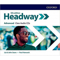 Headway 5th Ed. Advanced Cl. CDs