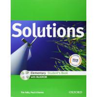 Solutions Elem. SB + Multi-ROM