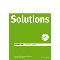 Solutions Elem. TB