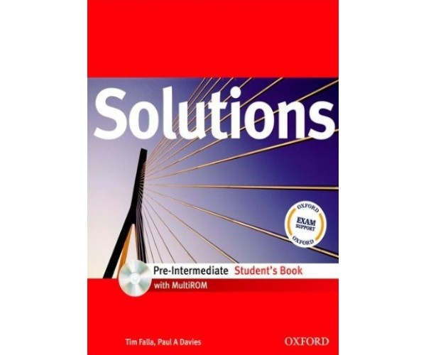 Solutions Pre-Int. SB + Multi-ROM