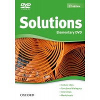 Solutions 2nd Ed. Elem. DVD