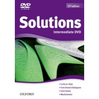Solutions 2nd Ed. Int. DVD