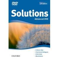 Solutions 2nd Ed. Adv. DVD