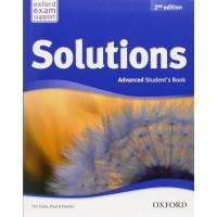 Solutions 2nd Ed. Adv. SB