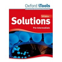 Solutions 2nd Ed. Pre-Int. iTools