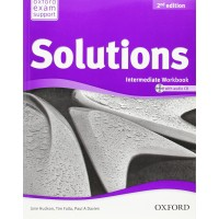 Solutions 2nd Ed. Int. WB + CD