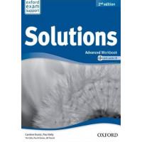 Solutions 2nd Ed. Adv. WB + CD
