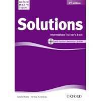 Solutions 2nd Ed. Int. TB + CD-ROM