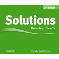 Solutions 2nd Ed. Elem. Cl. CDs