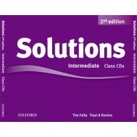 Solutions 2nd Ed. Int. Cl. CDs