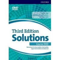 Solutions 3rd Ed. Elem. - Adv. DVD