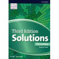 Solutions 3rd Ed. Elem. SB
