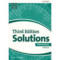 Solutions 3rd Ed. Elem. WB