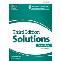 Solutions 3rd Ed. Elem. TB Pack
