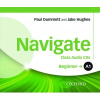 Navigate Beginner A1 Cl. CDs