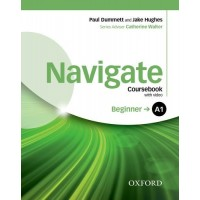 Navigate Beginner A1 SB + DVD + OOS & eBook