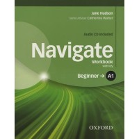 Navigate Beginner A1 WB + Key & CD