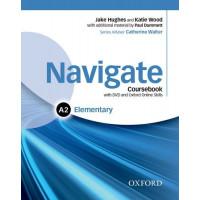Navigate Elem. A2 SB + DVD + OOS & eBook
