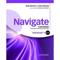 Navigate Adv. C1 SB + DVD & OOS
