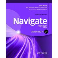 Navigate Adv. C1 WB + Key & CD