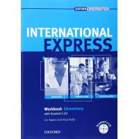 Int. Express Interactive Elem. WB + CD
