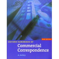 New Oxford Handbook of Commercial Correspondence