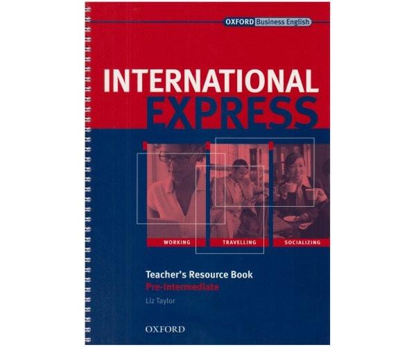 Int. Express Interactive Pre-Int. TRB