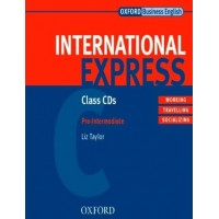 Int. Express Interactive Pre-Int. Cl. CD