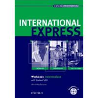 Int. Express Interactive Int. WB + CD