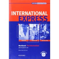 Int. Express Interactive Pre-Int. WB + CD