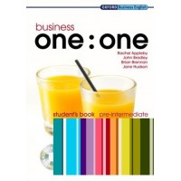 Business One:One Pre-Int. SB & Multi-ROM