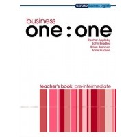 Business One:One Pre-Int. TB