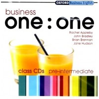 Business One:One Pre-Int. Cl. CD
