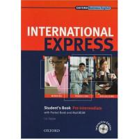 Int. Express Interactive Pre-Int. SB + Multi-ROM