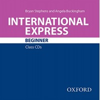 International Express 3rd Ed. Beginner Cl. CD