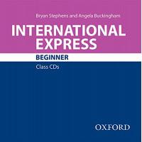 International Express 3rd Ed. Beginner Cl. CD