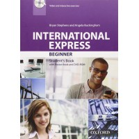 International Express 3rd Ed. Beginner SB + DVD-ROM