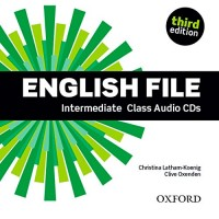 English File 3rd Ed. Int. Cl. CDs