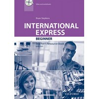 International Express 3rd Ed. Beginner TRB + DVD