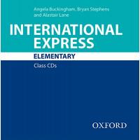 International Express 3rd Ed. Elem. Cl. CD