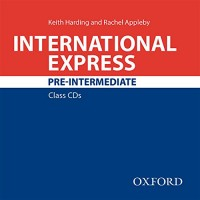 International Express 3rd Ed. Pre-Int. Cl. CDs
