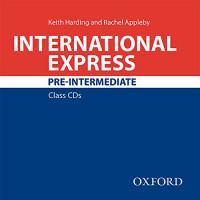 International Express 3rd Ed. Pre-Int. Cl. CDs