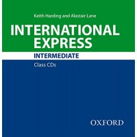 International Express 3rd Ed. Int. Cl. CDs