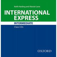 International Express 3rd Ed. Int. Cl. CDs