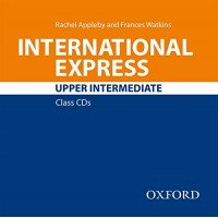 International Express 3rd Ed. Up-Int. Cl. CDs