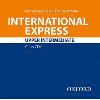 International Express 3rd Ed. Up-Int. Cl. CDs