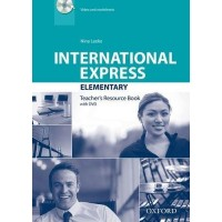 International Express 3rd Ed. Elem. TRB + DVD