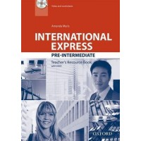 International Express 3rd Ed. Pre-Int. TRB + DVD