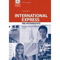 International Express 3rd Ed. Pre-Int. TRB + DVD